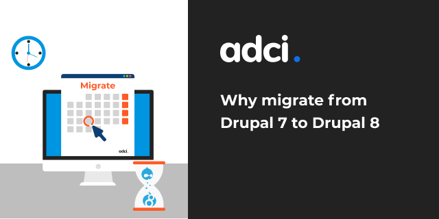 Why migrate from Drupal 7 to Drupal 8