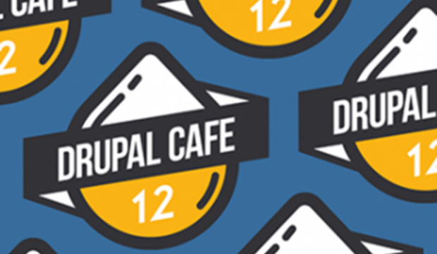 Drupal Cafe #12 is approaching