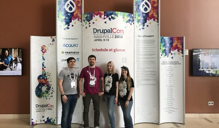 ADCI Solutions at DrupalCon Nashville
