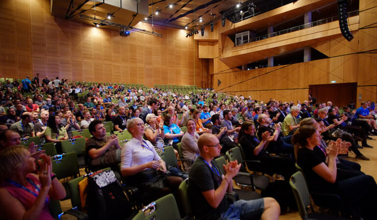 So many Drupal lovers were at Drupal Europe