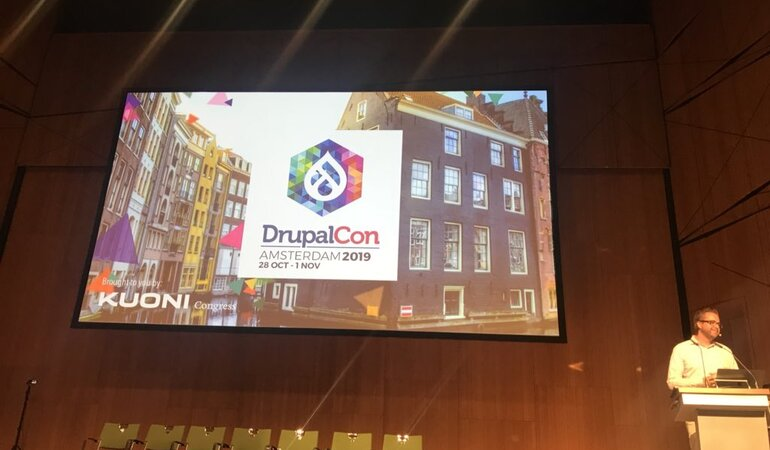 The next DrupalCon Europe will be in Amsterdam