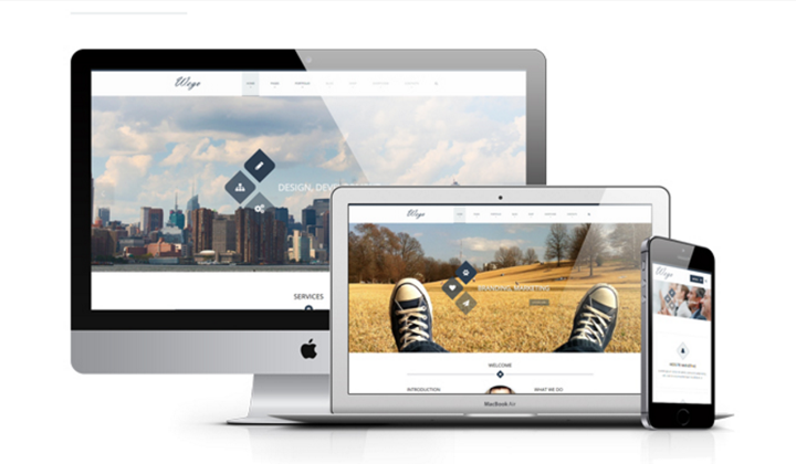 Top-10 Drupal corporate themes 3