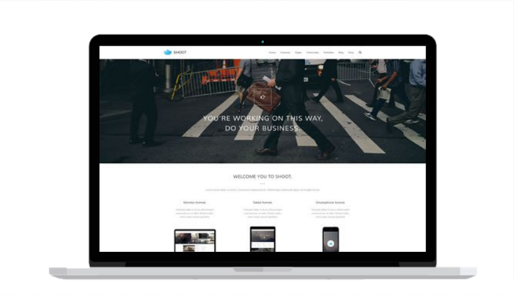 Top-10 Drupal corporate themes 7