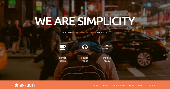 10 Top 10 responsive Drupal themes